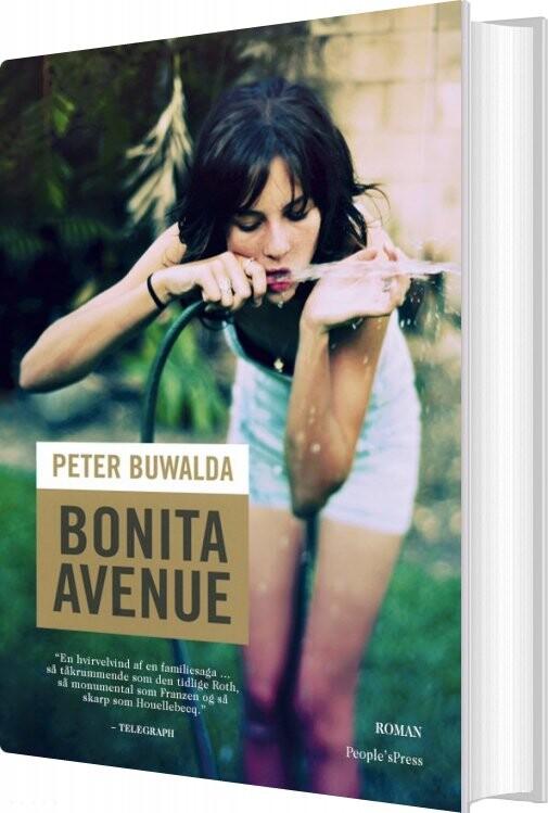 Image of   Bonita Avenue - Peter Buwalda - Bog