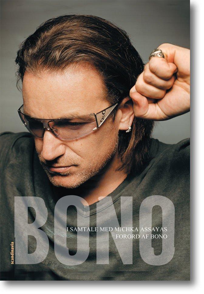 Image of   Bono I Samtale Med Michka Assayas - Michka Assayas - Bog