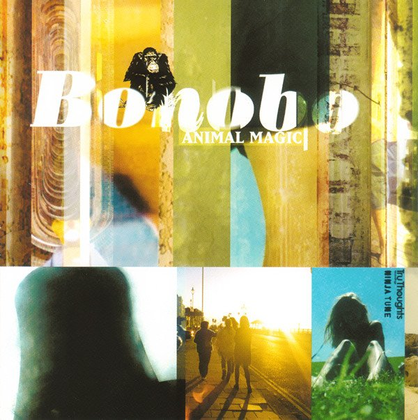 Image of   Bonobo - Animal Magic - CD