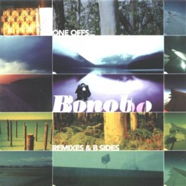 Image of   Bonobo - One Offs Remixes + B-sides - CD