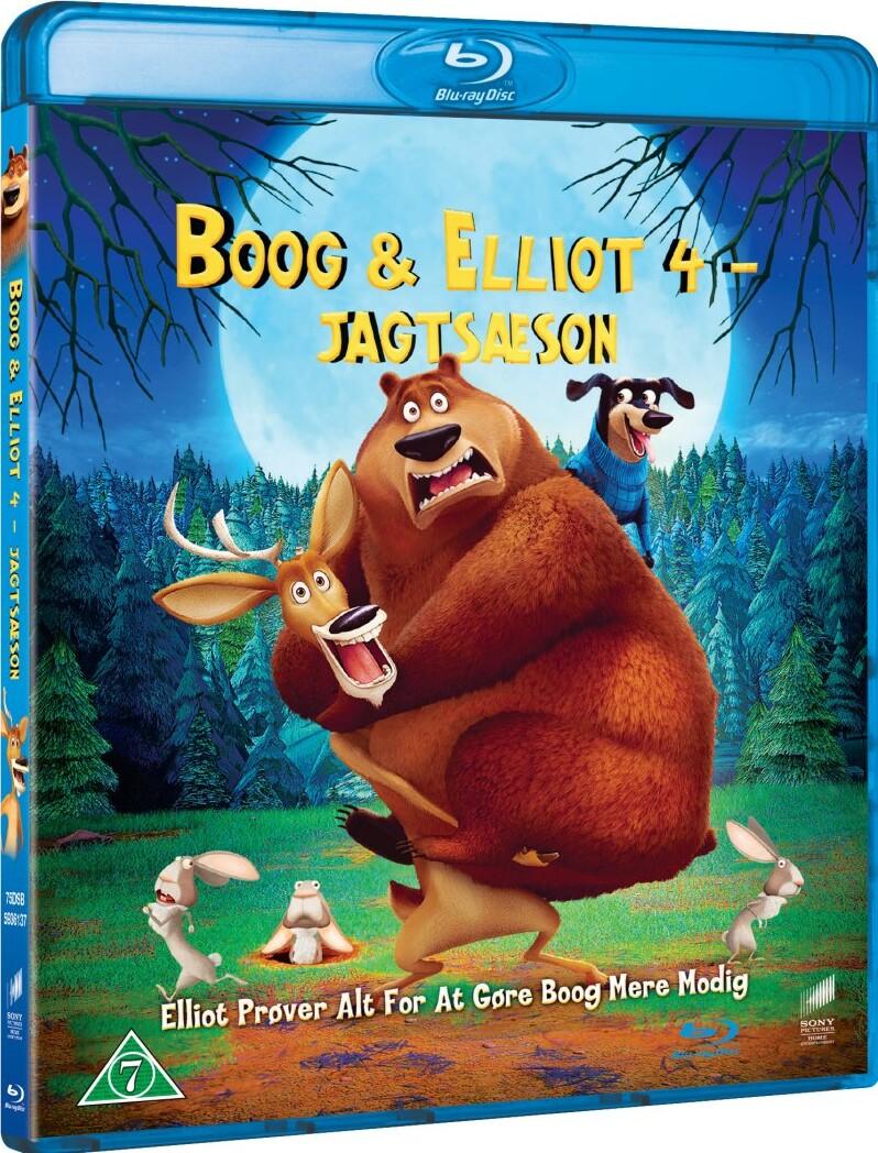 Image of   Boog & Elliot 4 Jagtsæson - Blu-Ray