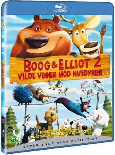 Image of   Boog Og Elliot 2 / Open Season 2 - Blu-Ray