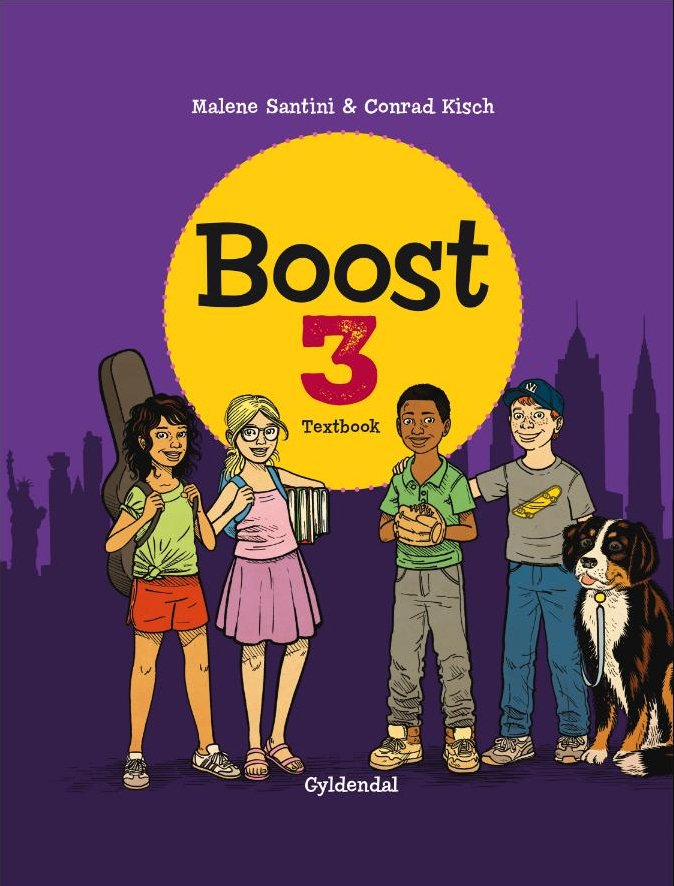 Boost 3, Ny Udgave - Conrad Kisch - Bog