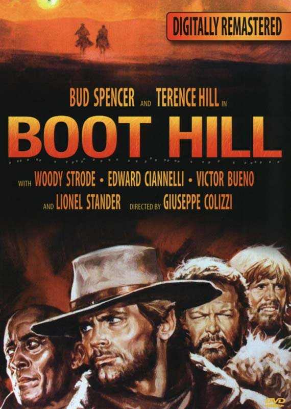 Boot Hill - DVD - Film