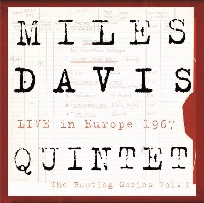 Miles Davis - Bootleg Series 1: Live In Europe 1967 - Vinyl / LP