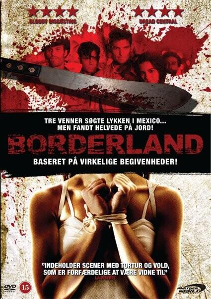 Image of   Borderland - DVD - Film
