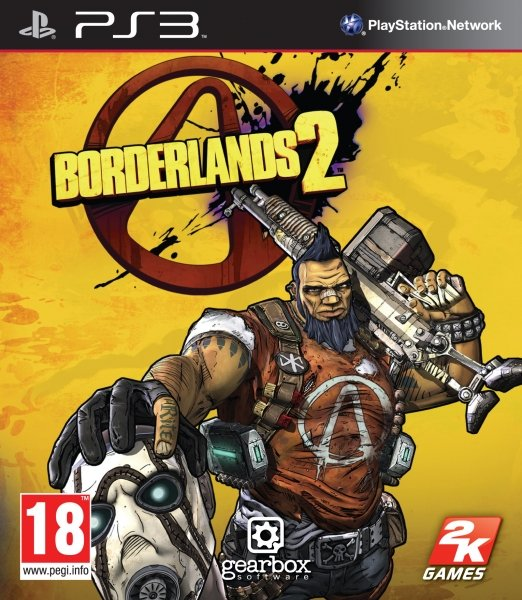 Image of   Borderlands 2 - PS3