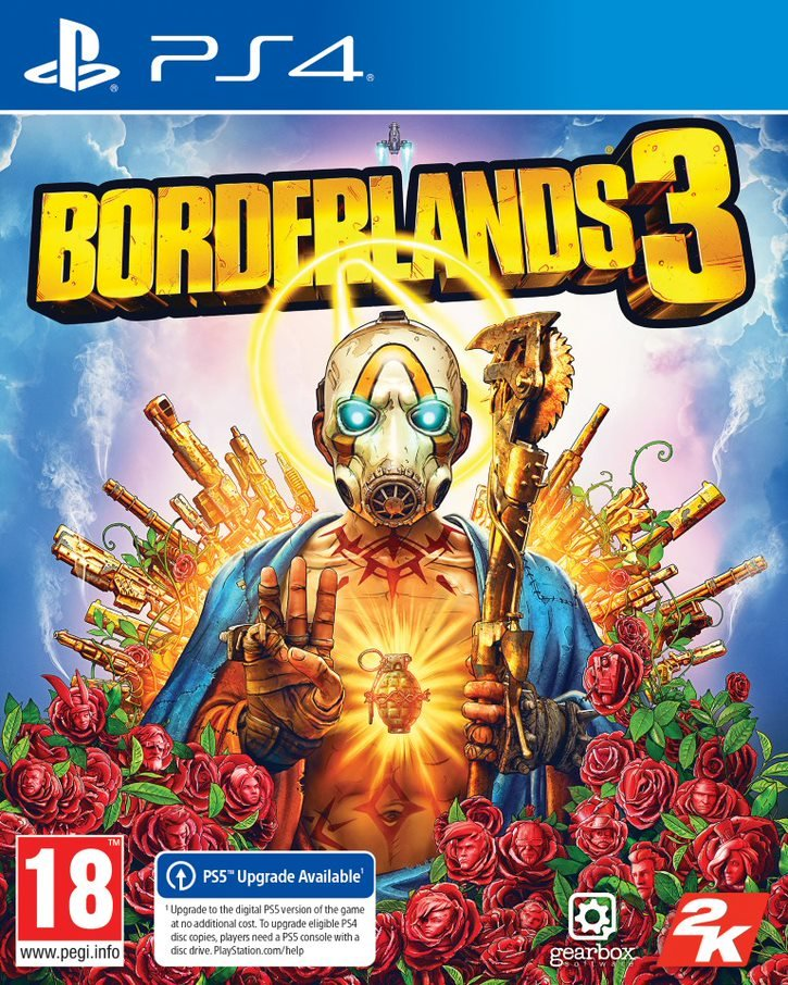 Image of   Borderlands 3 - PS4