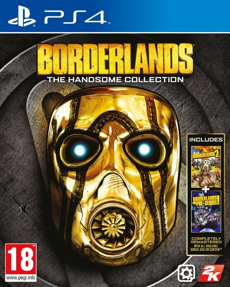 Image of   Borderlands: The Handsome Collection - PS4