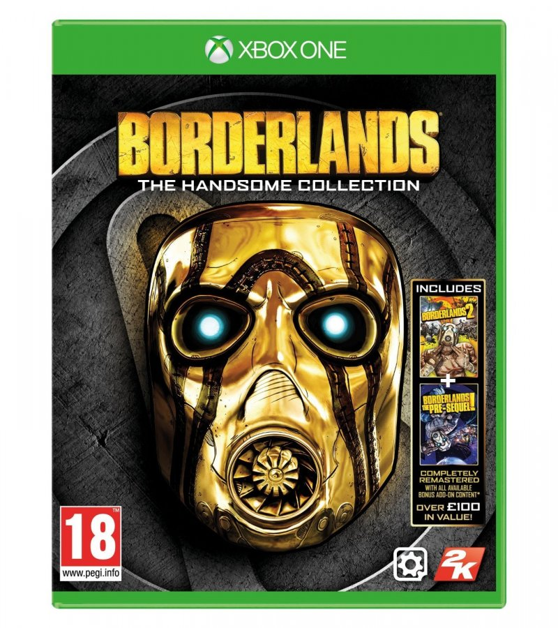Image of   Borderlands: The Handsome Collection - Xbox One