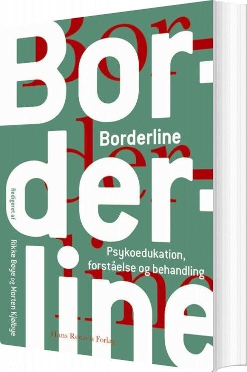 Borderline - Morten Kjølbye - Bog
