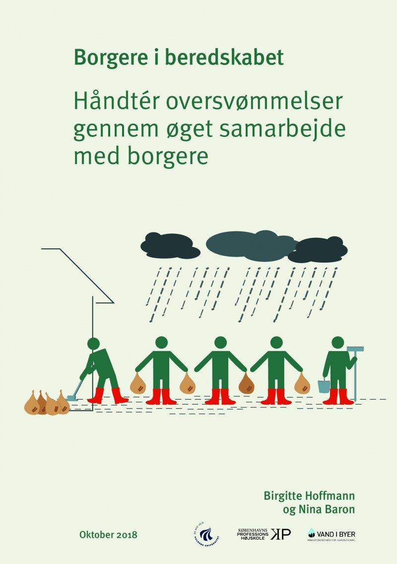 Image of   Borgere I Beredskabet - Håndtér Oversvømmelser Gennem øget Samarbejde Med Borgere - Nina Baron - Bog