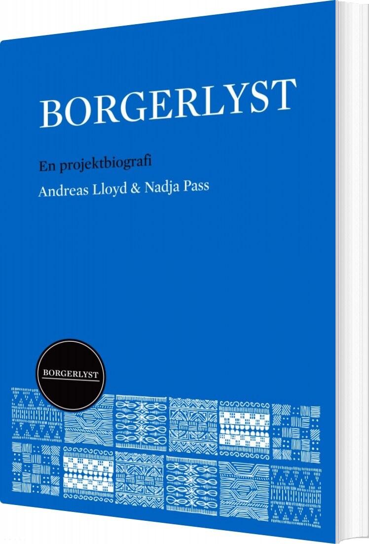 Image of   Borgerlyst - Nadja Pass - Bog