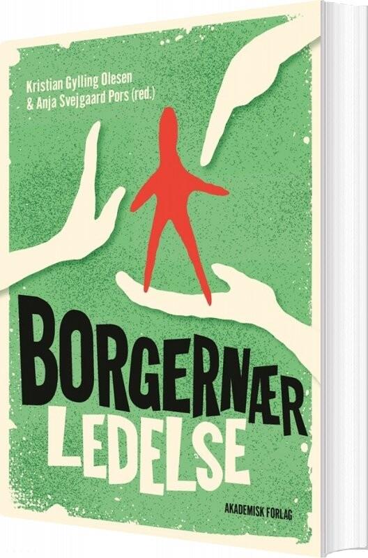 Image of   Borgernær Ledelse - Bog