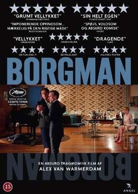 Image of   Borgman - DVD - Film