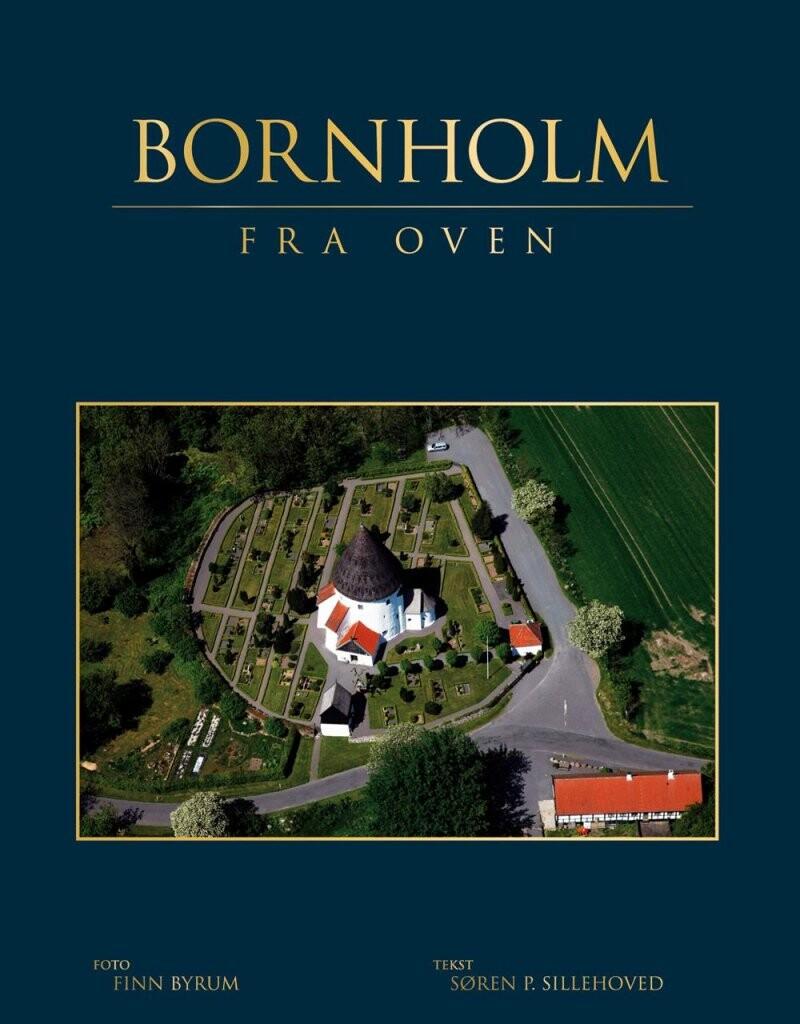 Image of   Bornholm Fra Oven - Søren P. Sillehoved - Bog