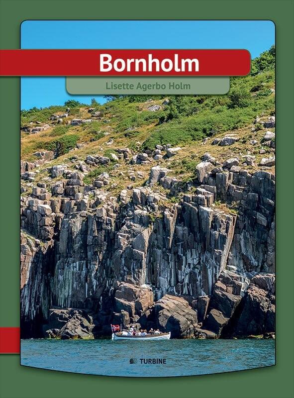 Image of   Bornholm - Lisette Agerbo Holm - Bog