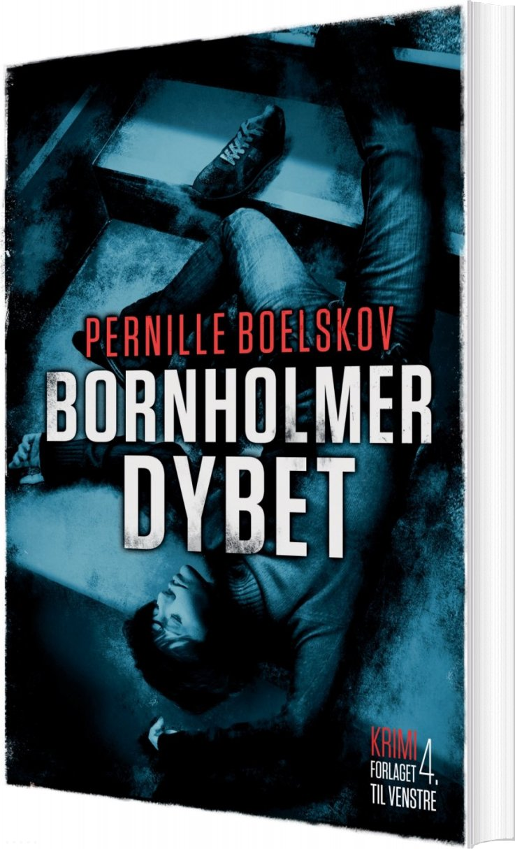 Image of   Bornholmerdybet - Pernille Boelskov - Bog