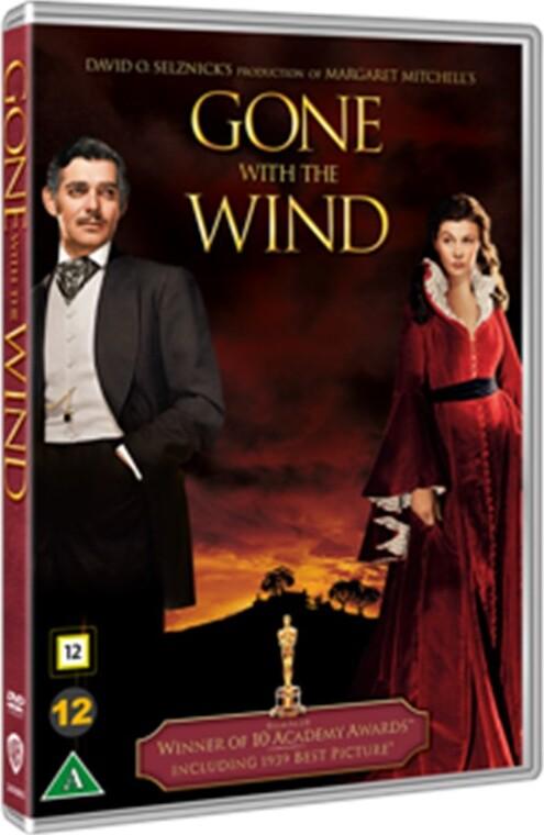 Billede af Borte Med Blæsten / Gone With The Wind - Film - DVD - Film