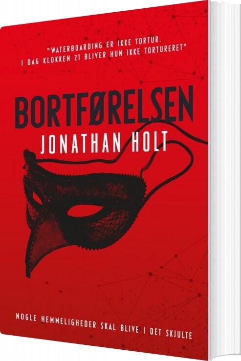 Image of   Bortførelsen - Jonathan Holt - Bog