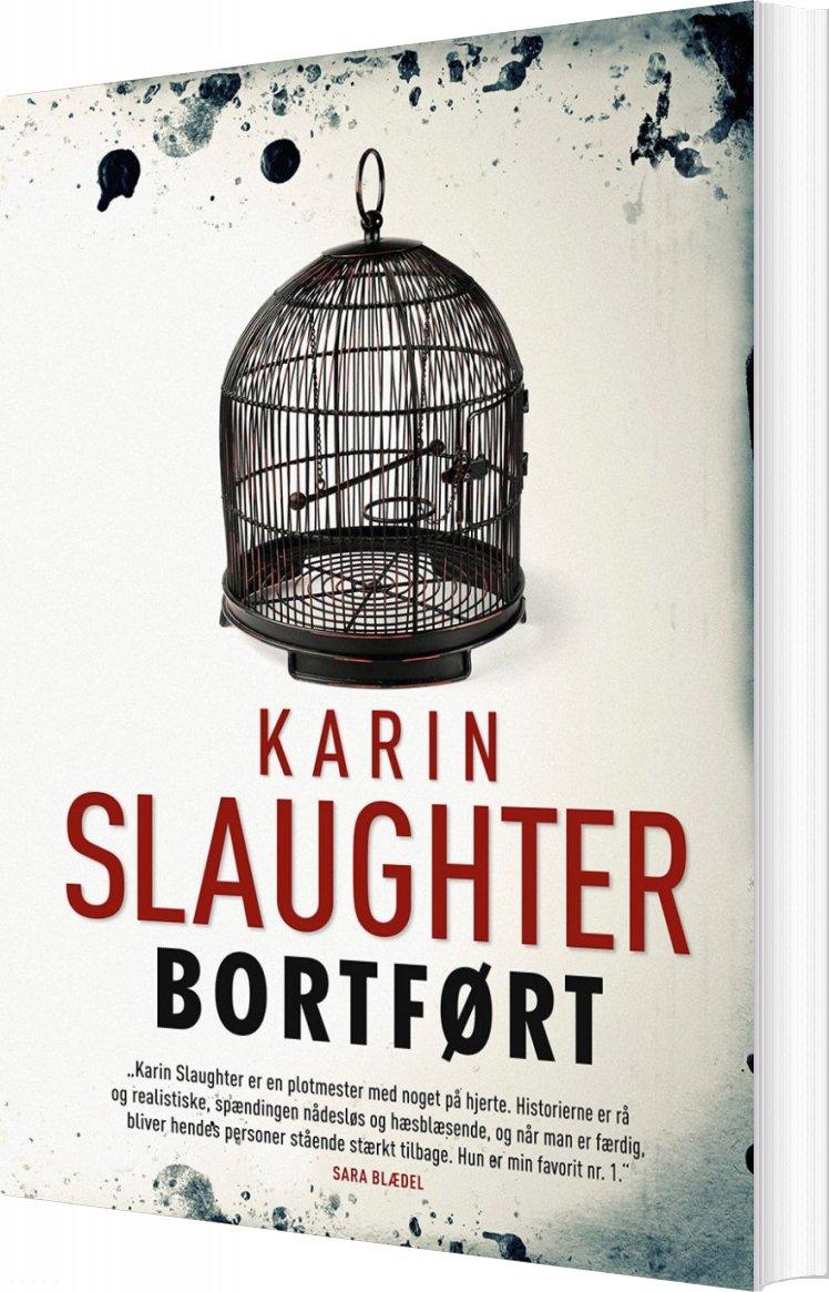 Image of   Bortført - Stort Format - Karin Slaughter - Bog