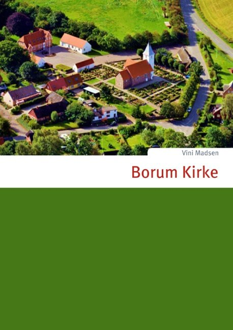 Image of   Borum Kirke - Vini Madsen - Bog