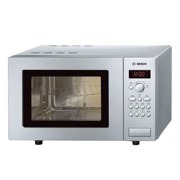 Image of   Bosch - Mikroovn Med Grill - Hmt75g451 - 17l 800w - Stål