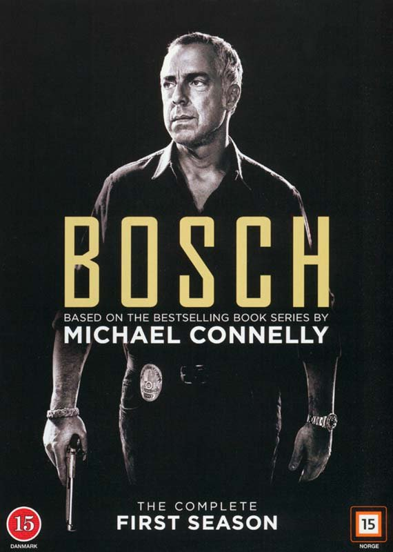 Image of   Bosch - Sæson 1 - DVD - Tv-serie