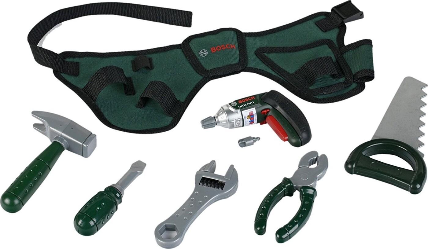 Bosch Legetøj - Værktøjsbælte