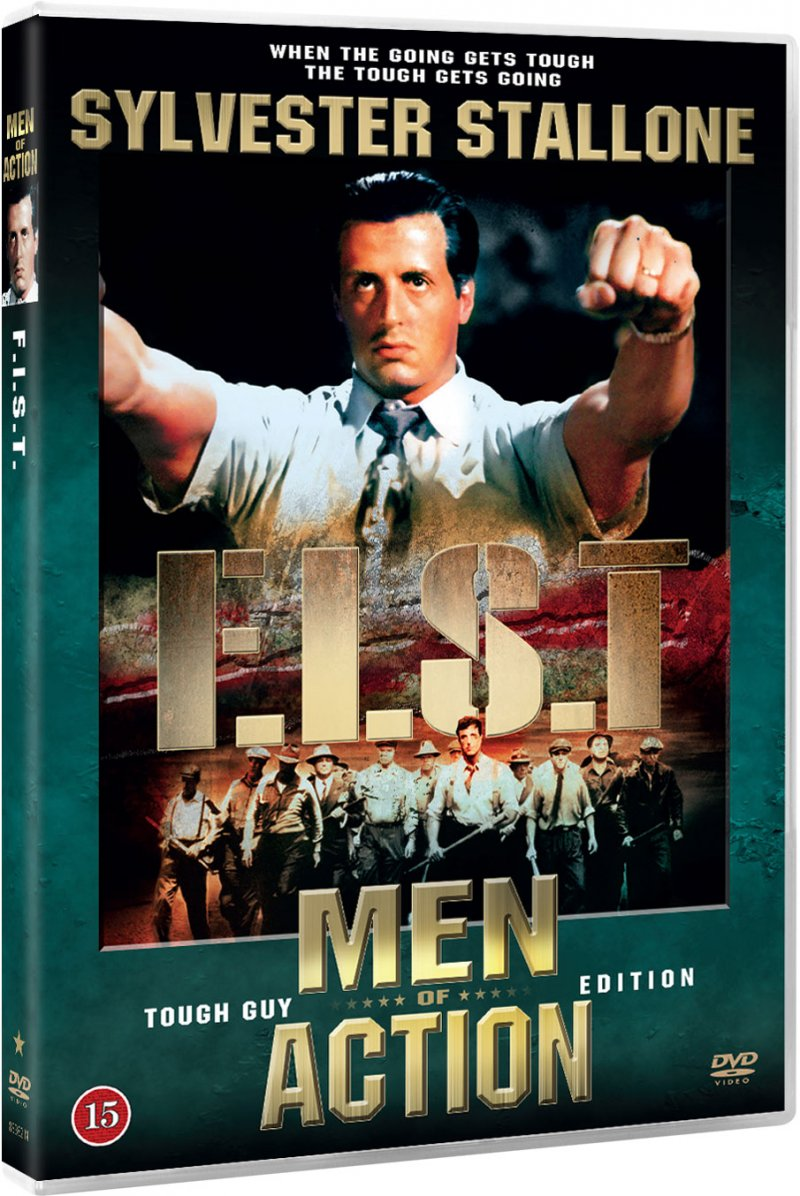 Image of   Fist - Sylvester Stallone - DVD - Film