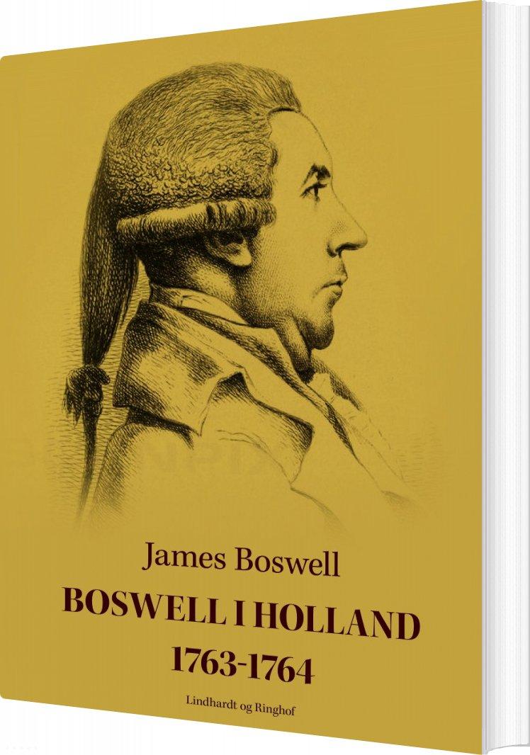 Billede af Boswell I Holland 1763-1764 - James Boswell - Bog