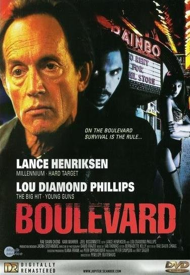 Image of   Boulevard - DVD - Film