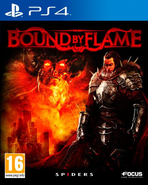 Image of   Bound By Flame - PS4