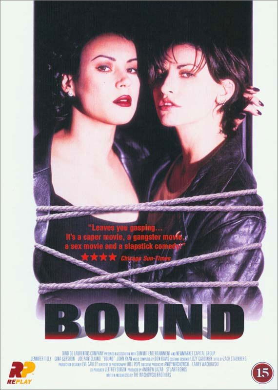 Image of   Bound - DVD - Film
