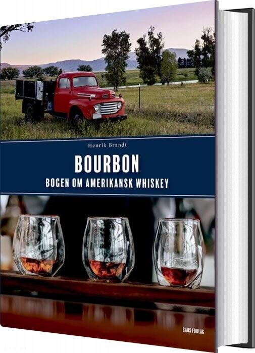 Image of   Bourbon - Henrik Brandt - Bog