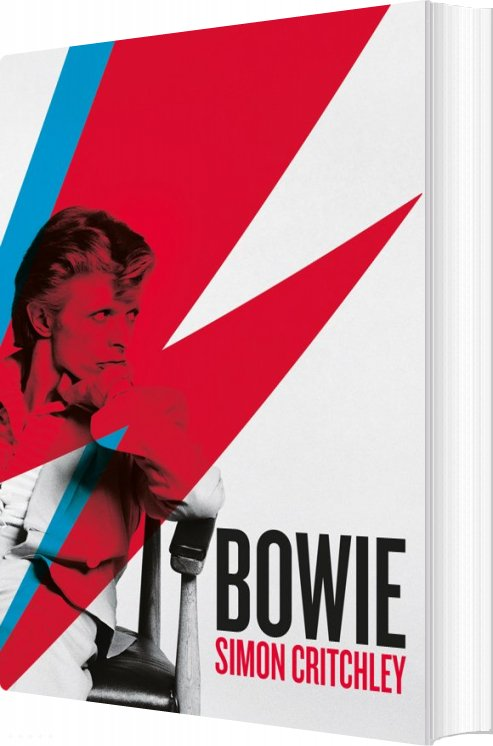 Image of   Bowie - Simon Critchley - Bog