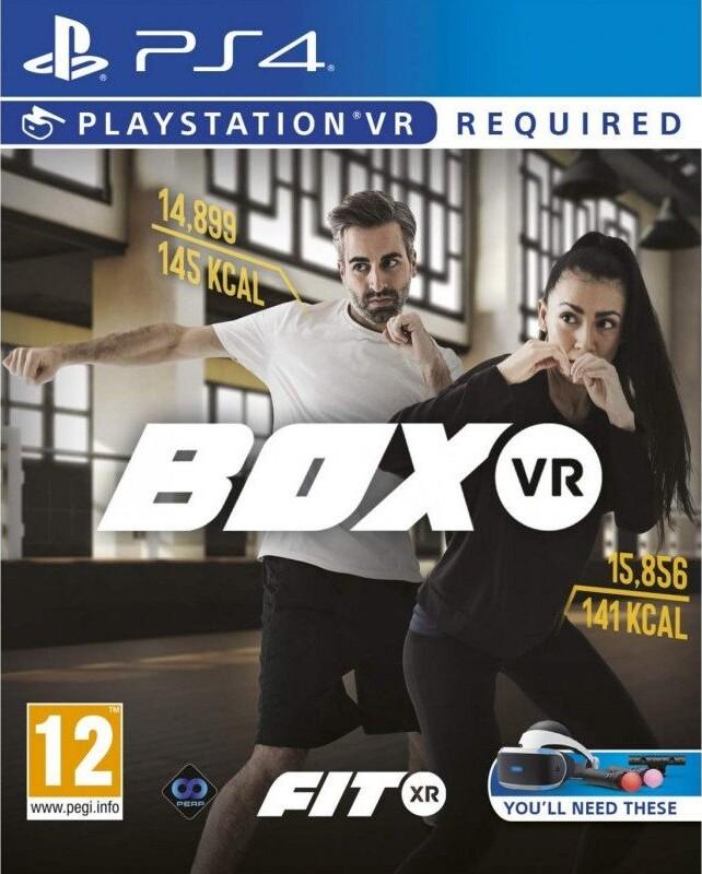 Image of   Box Vr - PS4