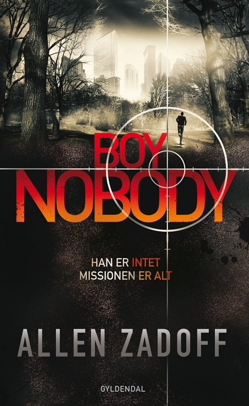 Billede af Boy Nobody 1 - Boy Nobody - Allen Zadoff - Bog
