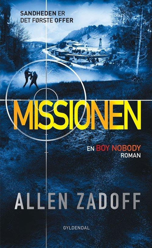 Billede af Boy Nobody 2 - Missionen - Allen Zadoff - Bog