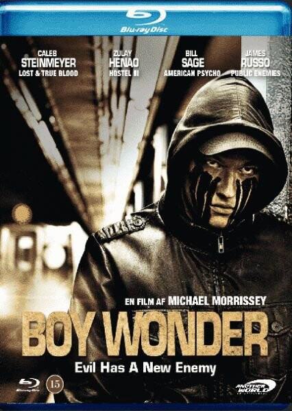 Image of   Boy Wonder - Blu-Ray