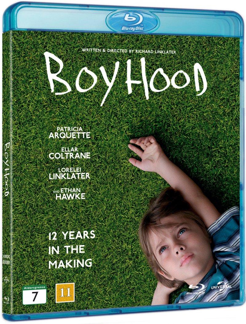 Image of   Boyhood - Blu-Ray