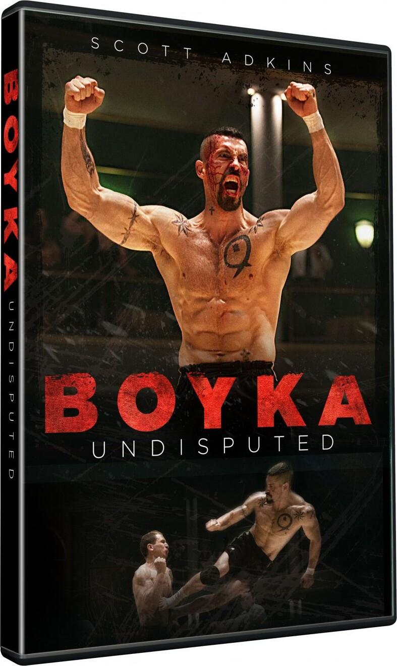 Image of   Boyka: Undisputed - DVD - Film