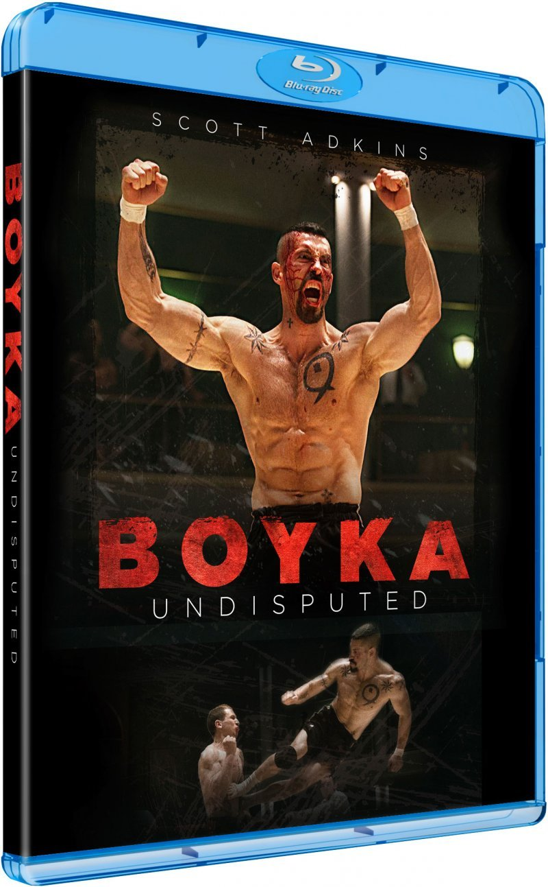 Image of   Boyka: Undisputed - Blu-Ray