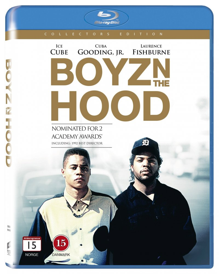 Image of   Boyz N The Hood - Blu-Ray
