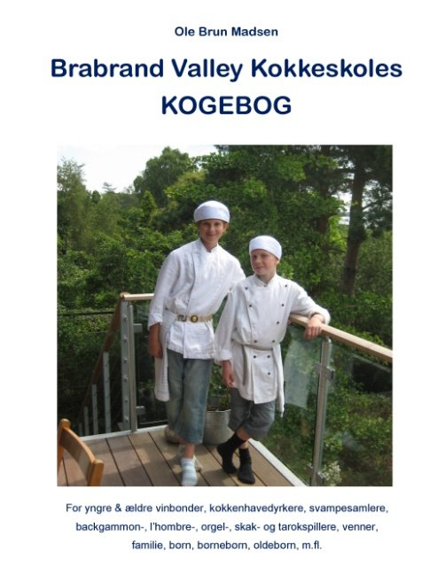 Billede af Brabrand Valley Kokkeskoles Kogebog - Ole Brun Madsen - Bog