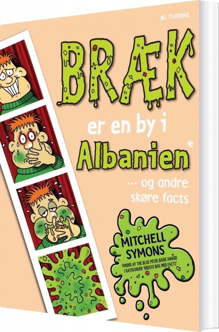 Image of   Bræk Er En By I Albanien - Mitchell Symons - Bog