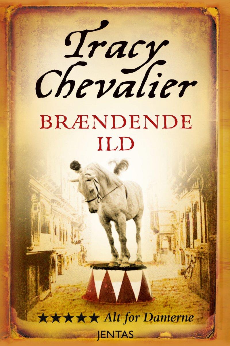 Image of   Brændende Ild - Tracy Chevalier - Cd Lydbog