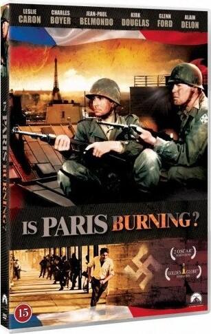 Image of   Brænder Paris? / Is Paris Burning? - DVD - Film