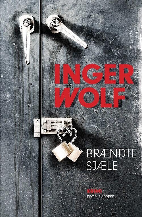 Brændte Sjæle - Inger Wolf - Bog