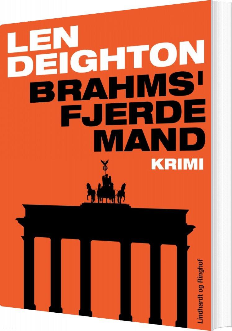 Billede af Brahms Fjerde Mand - Len Deighton - Bog